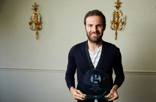 Juan Mata is The Guardian's Footballer of the Year – and we think it is a great choice