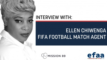 The problem of human trafficking in football has to be tackled directly at the source – Ellen Chiwenga Interview