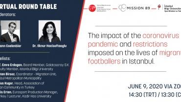 Mission 89 & Istanbul Bilgi University Hold Round Table