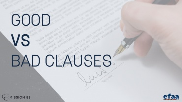 Good and Bad Clauses in a Football Contract (ENG + FR)